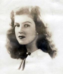 Elizabeth Marilyn  (Nizzari) Holmberg