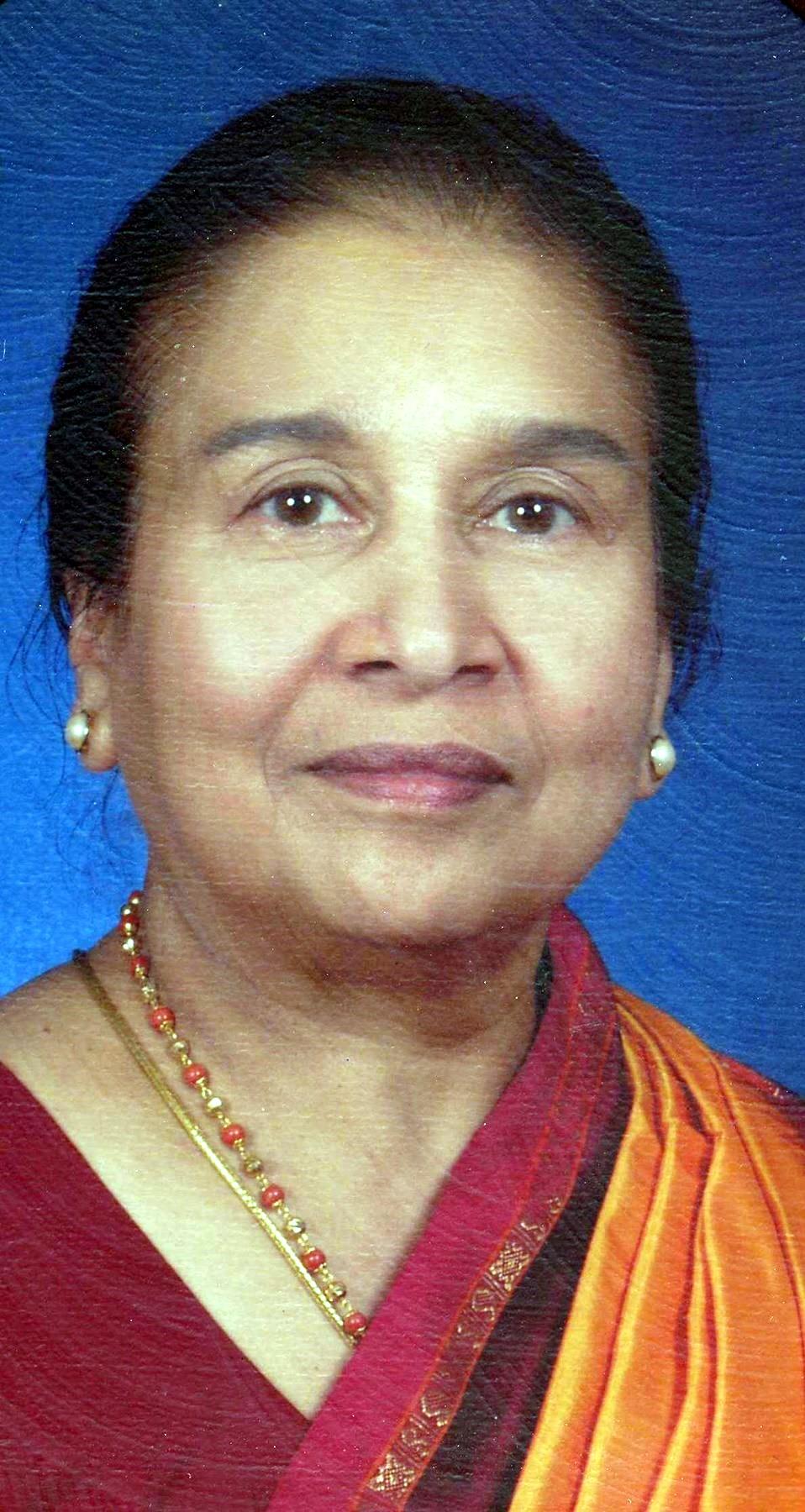 Subitha D.  Nesarajah