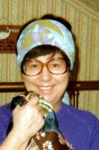 Patricia R.  Thomas