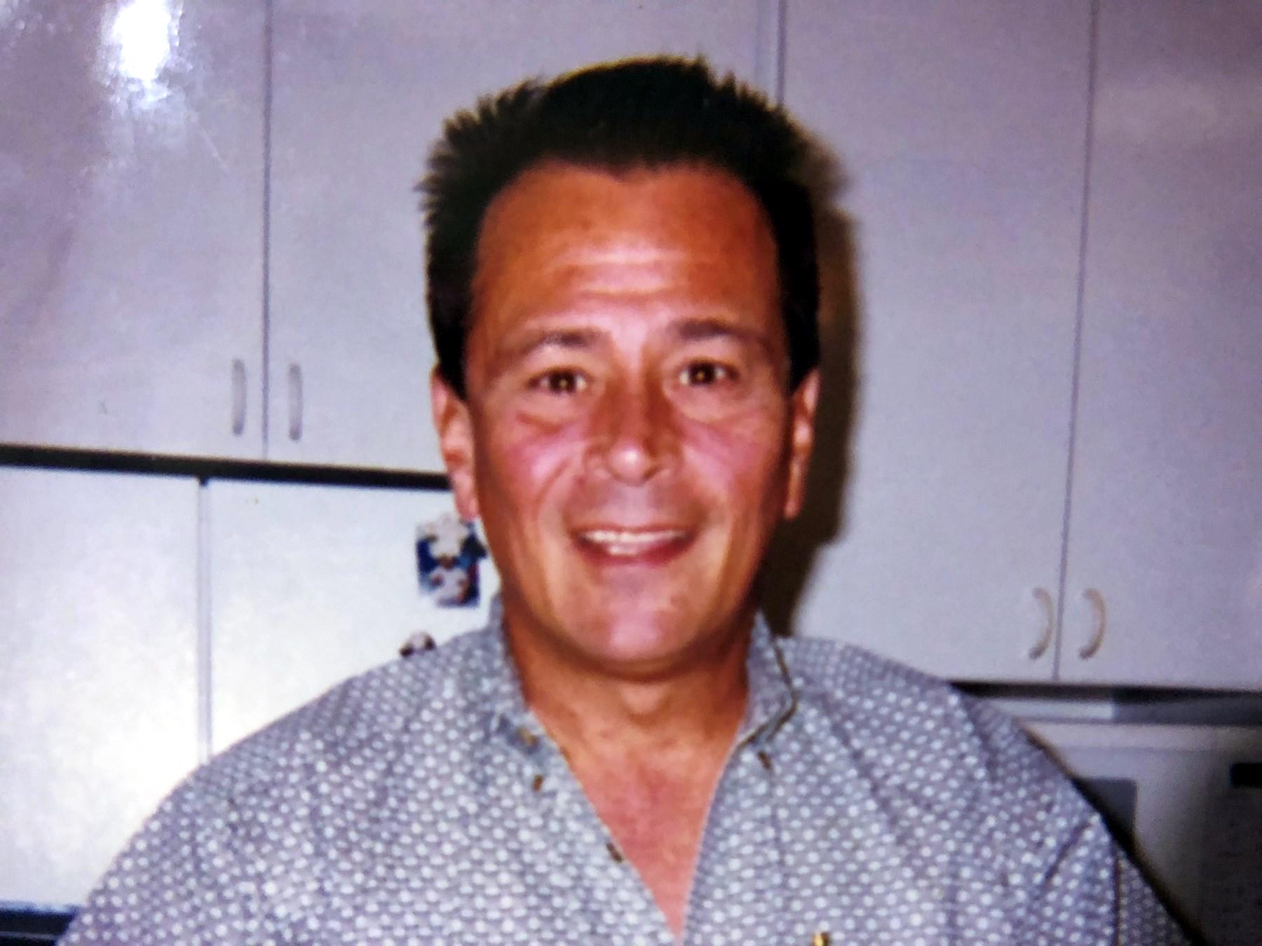 """Rolando  Sánchez García  """"Rolandito Sánchez"""""""