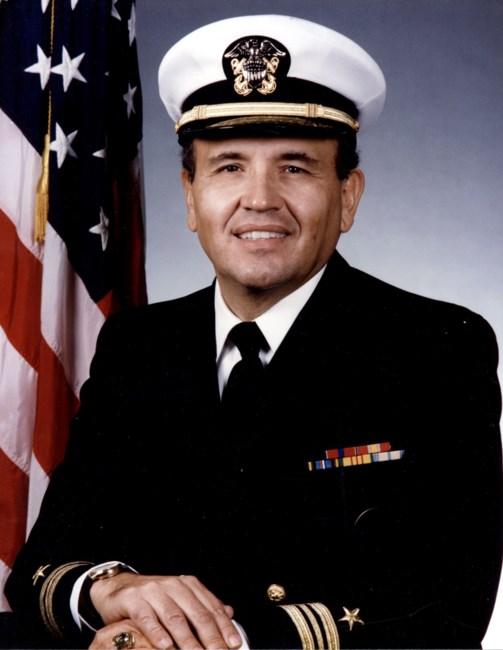Obituary of LCDR Robert Van McKnight, USN Ret.