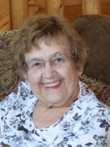 Mary Jody Joan  (Decker) Stearns