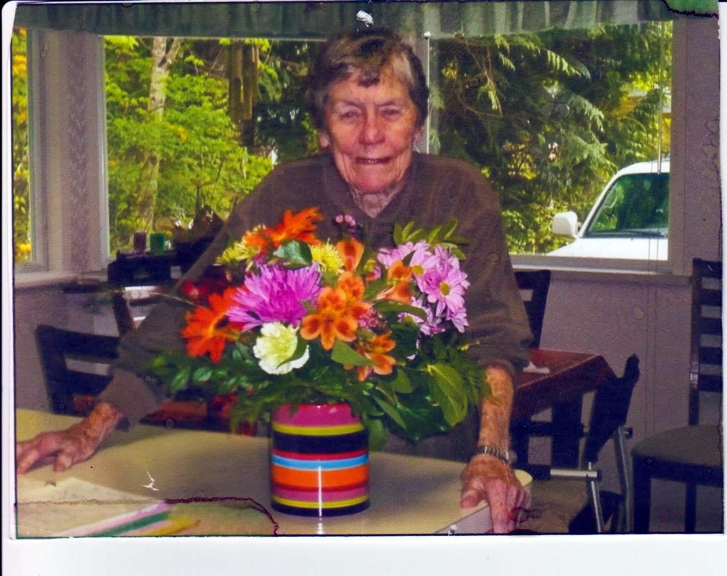 Joyce Anna  Murray