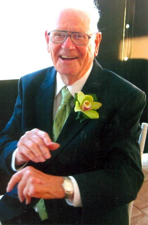 Gerald E.  Chamberlain