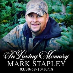 Mark Curtis  Stapley