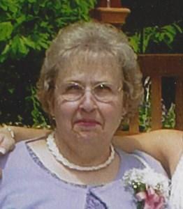 """Margaret """"Peggy""""  Kieffer"""