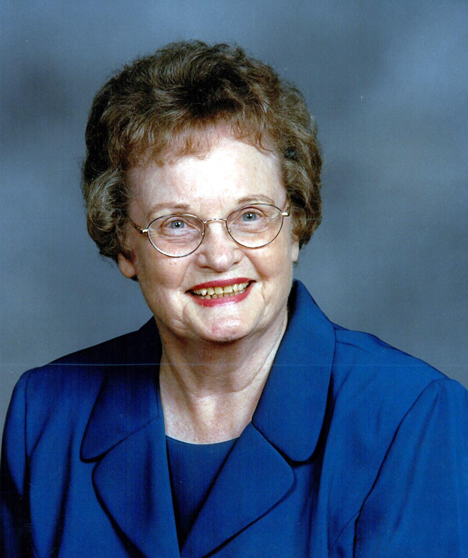Myrna Ruth  Hudson