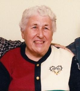 """Roselee """"Rosie"""" Alberta  Peters"""