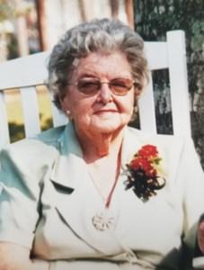 Geraldine Mitchell  Dearman