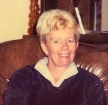 Marlene Yvonne  Burnham