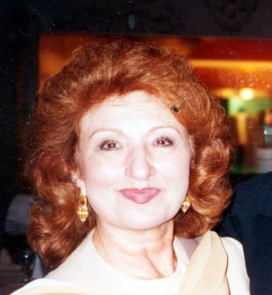 Rose Marie  Pipitone