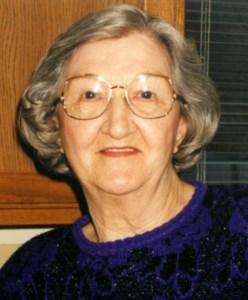 Marjorie Helen  Defer