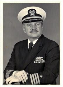 Capt. Esmond Douglas  Smith, Jr. US Navy ret.