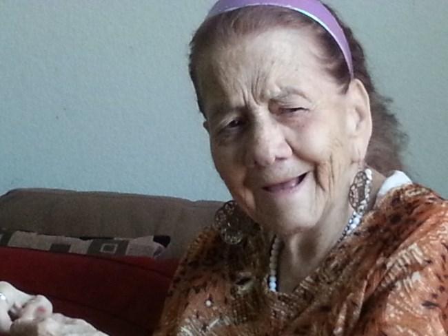 Obituary of Eladia Jauregui de Sandoval