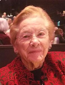 Betty Irene  Jursch