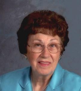 Helen Irene  Webb