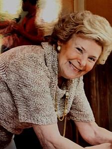 Betty McDonald  Thrasher