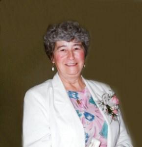 Patricia Mae  Johnson