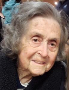 Juanita Bostian  White