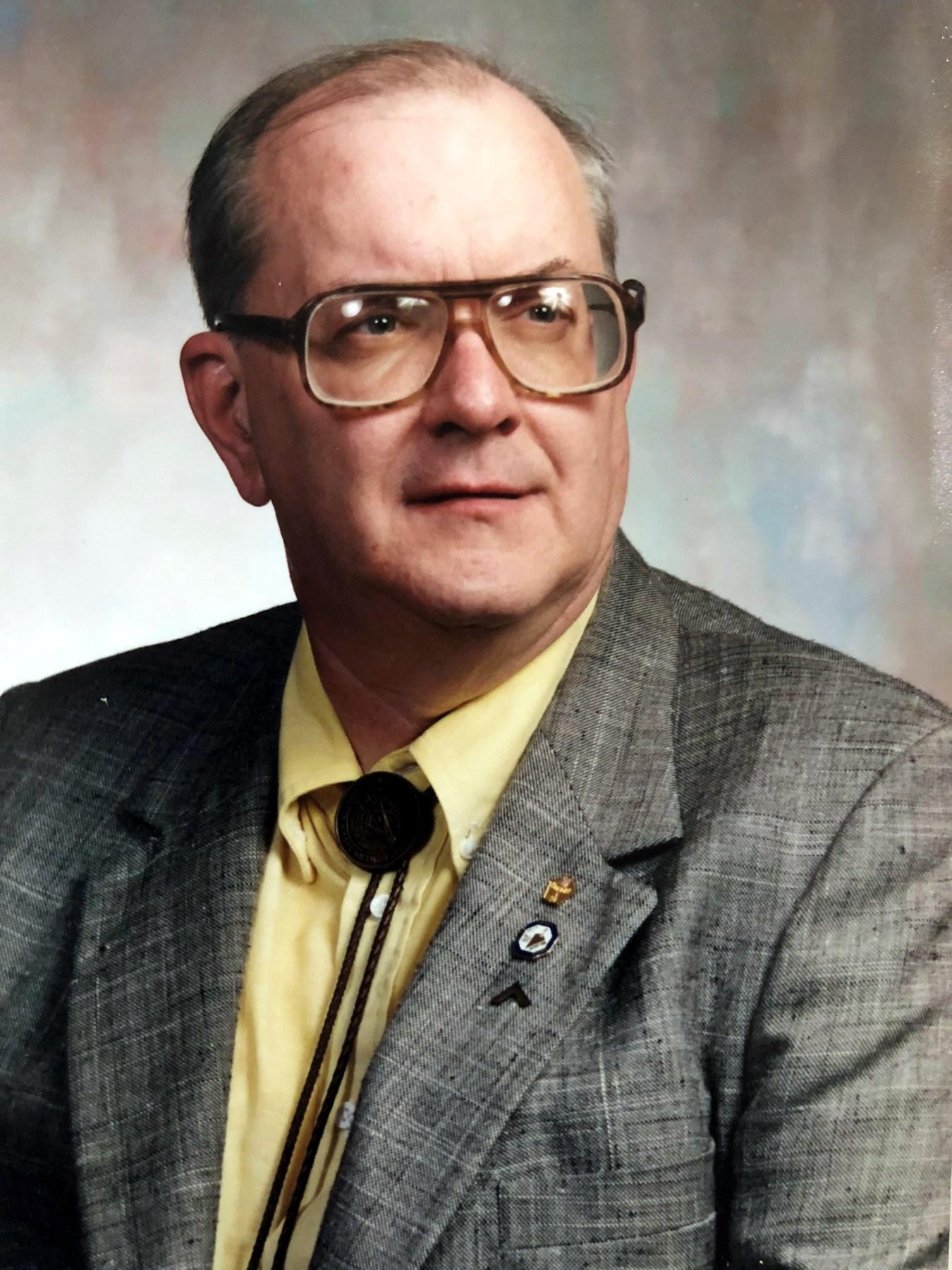 James Robert  Bacon