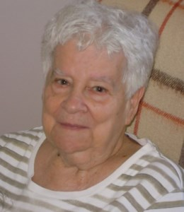 Thérèse (Née Bernard)  Vallières