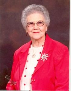 Ima Mae  McCandless Bluteau