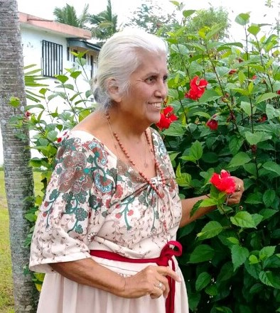 """Francisca """"Delia""""  Nieves Álvarez"""