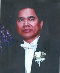 Romeo Mendoza  Bilog