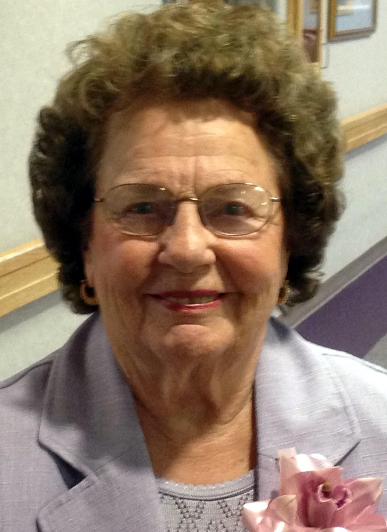 Mildred Odessa  Scheumack