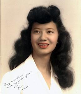 Gloria Yee  Wong