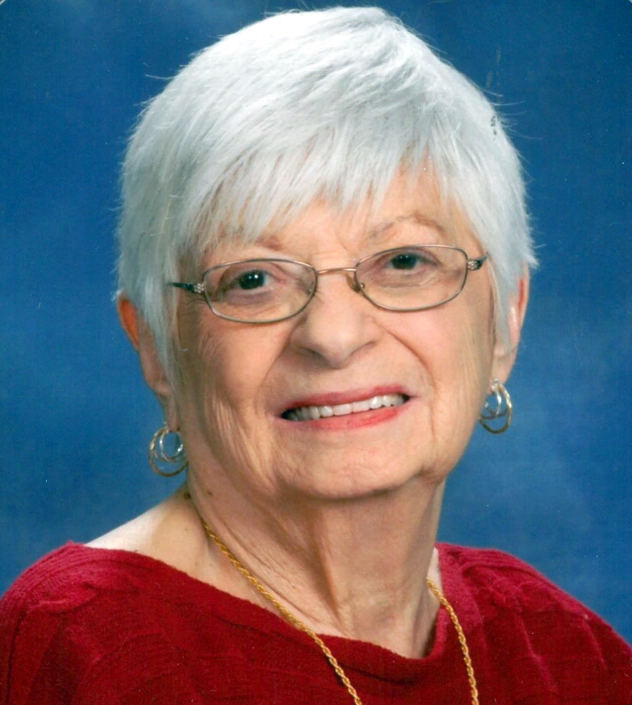 Betty Rose  Van Hook