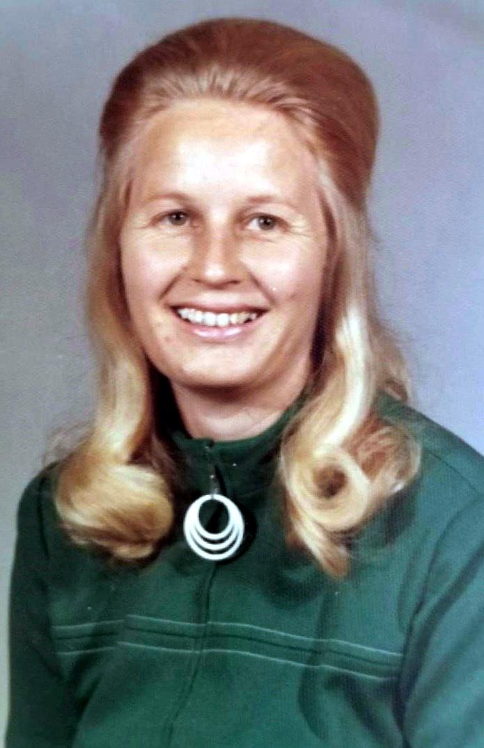 Bobbie Doris  Nicholson Melton