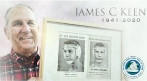 James Clifford  Keen