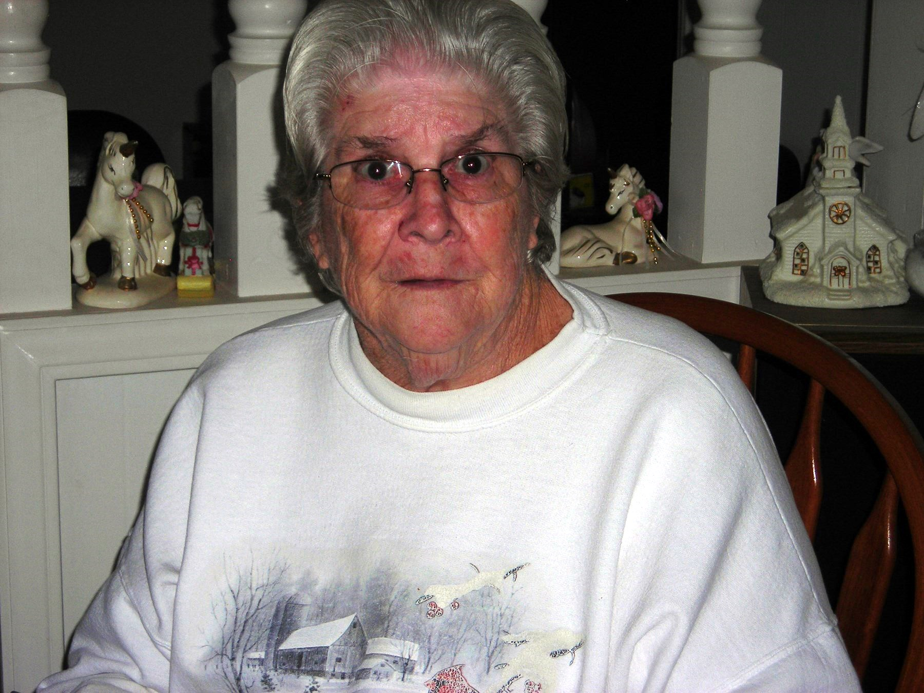 Frances Lenore   Johnson Humble