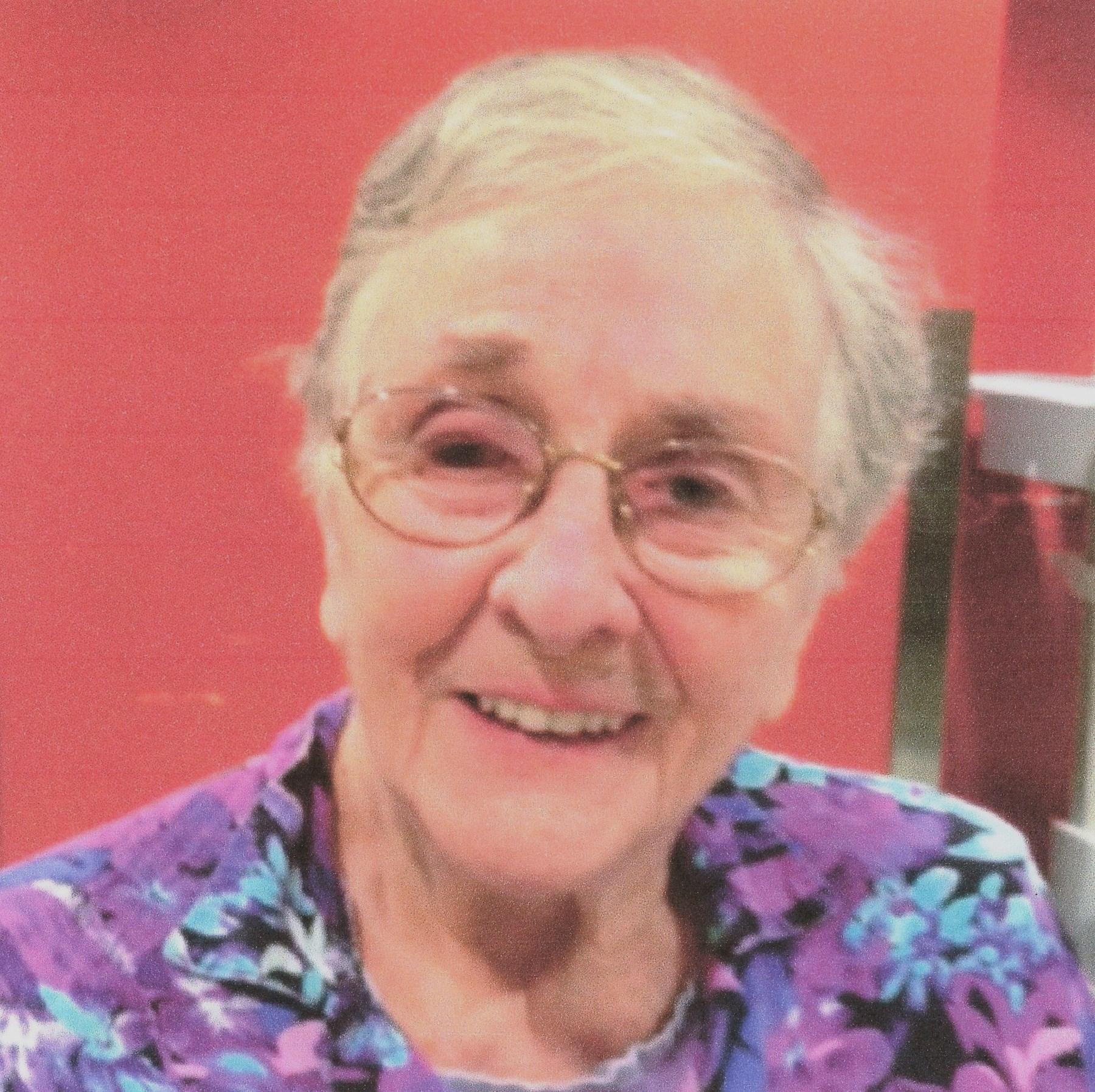 Margaret  Lockie