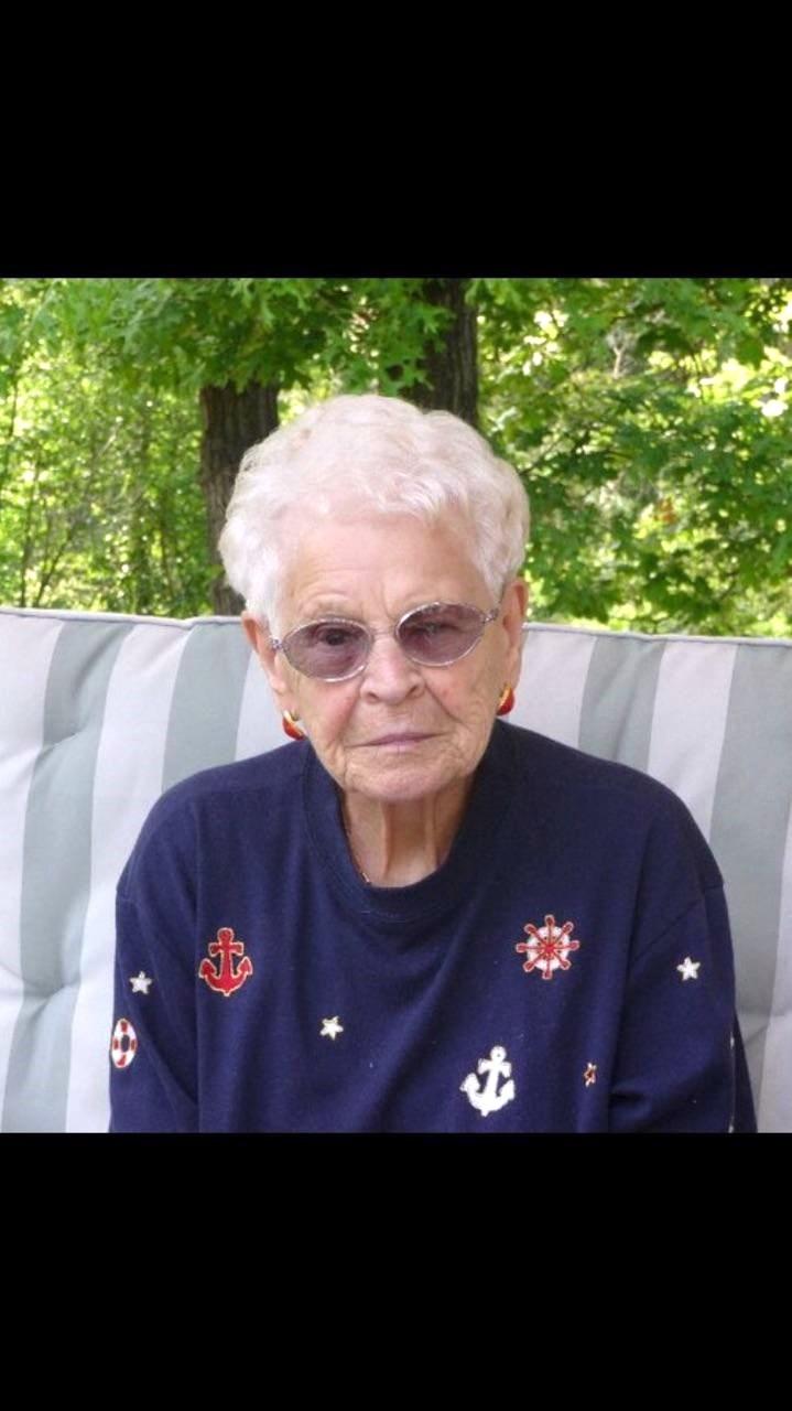 Anna Victoria  Rutan