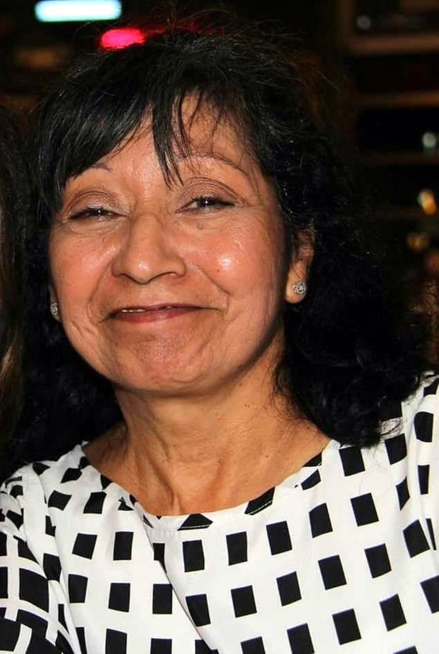 Maria Gonzales  Olmeda