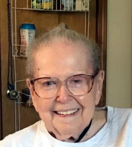 Marjorie Ann  Whalen