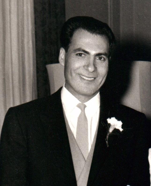 Elias Anthony  Gossen
