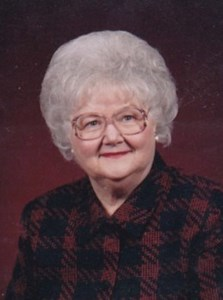 "Margaret ""Peggy"" Ruth  (Ooley) Wills"