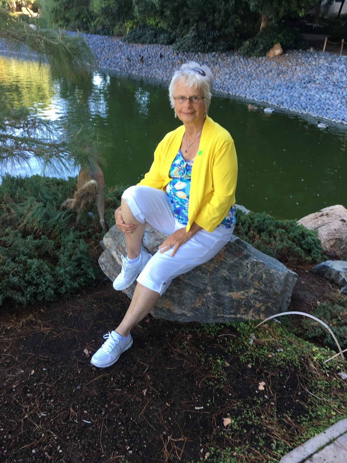 Carole Blanche  Watts