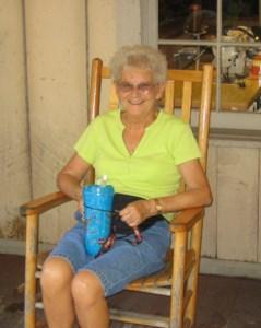 Betty Louise  Sweet