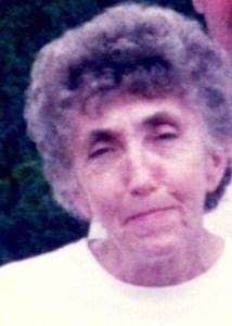 """Dorothy """"Dot"""" Evelyn  Plemons"""