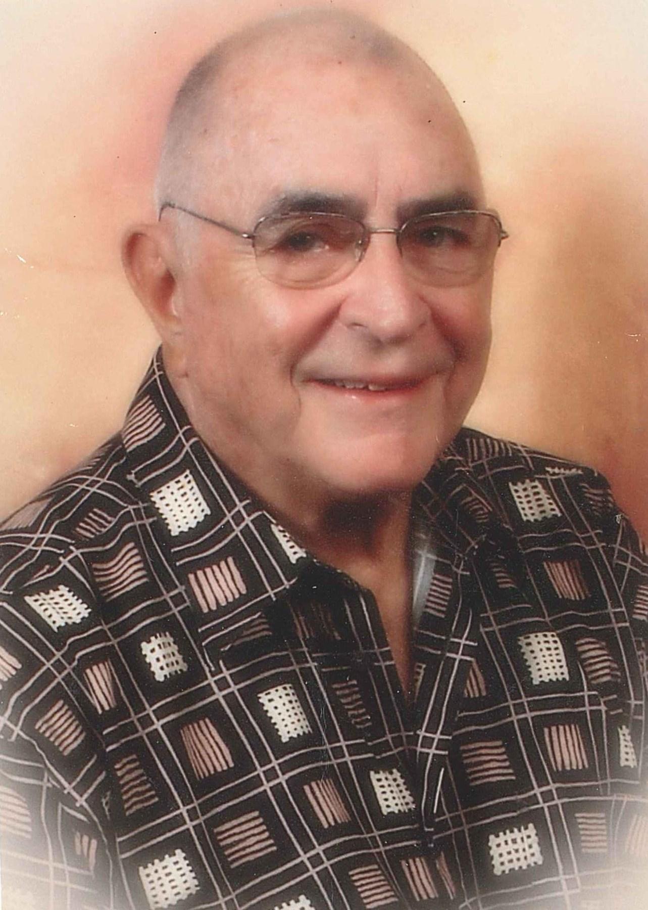 """Robert L. """"Bob""""  Mercker"""