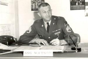 Clifford D  Watson