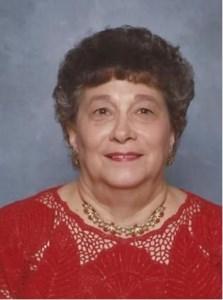 Jeannette Jackson  Hallman