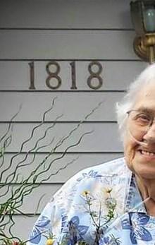 Lois June  Thacker