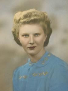 Edwina Dorothy  Edser