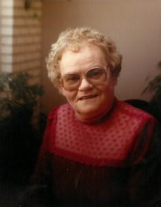 Juanita Irene  Adam