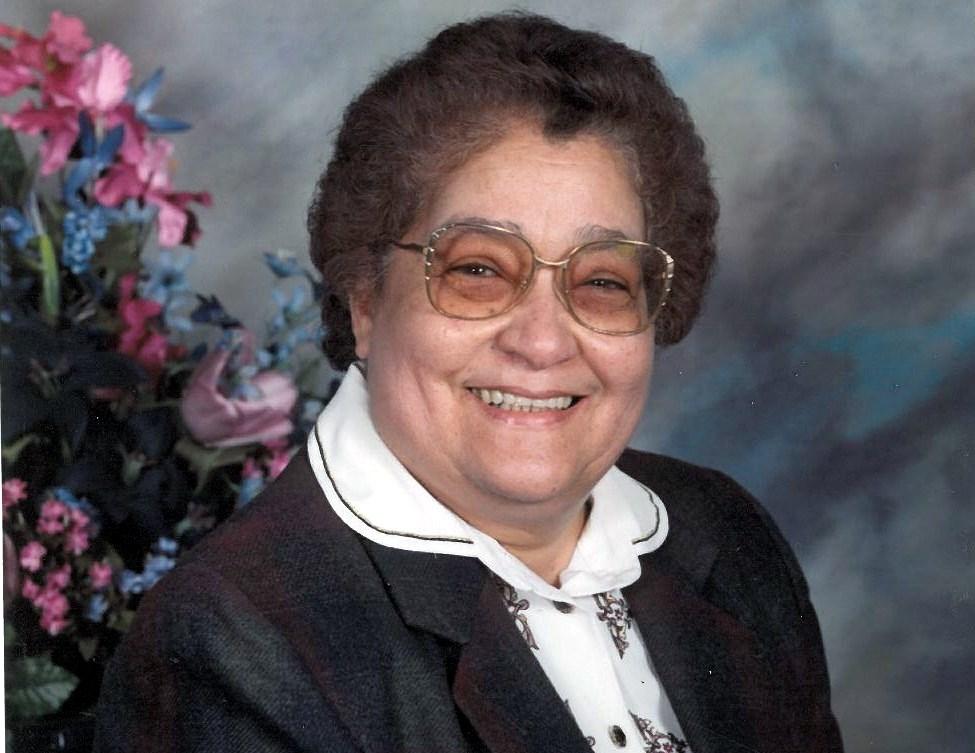 Hyacinth Mae  BURTON